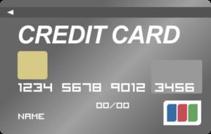 クレジットカード・グレー