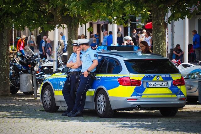警察法律運用