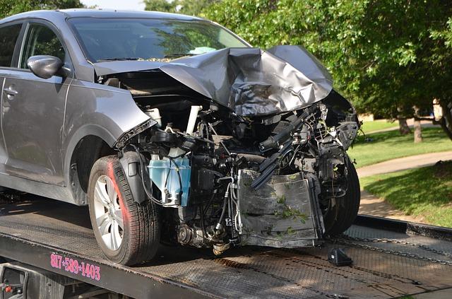 早わかり・車両全損時諸費用補償特約とは|車が全損した時のお見舞金