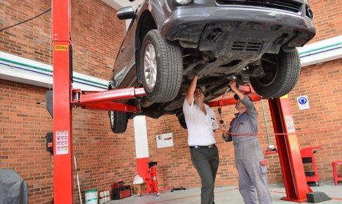車検切れ・うっかり・気づかず・猶予期間・有効期限・確認・通知・ステッカー