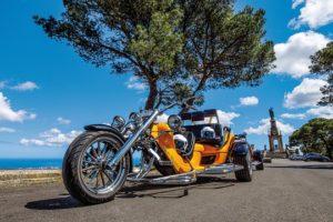 トライク・免許・AT限定・最高速度・駐車場・違反・車庫証明・任意保険・自賠責保険・ヘルメット・