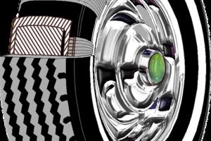 タイヤ・ひび割れ・亀裂・防止・交換・側面・原因・補修・車検・高速・バースト