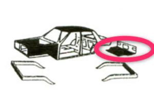 リアフロア・トランクフロア・修理・費用・損傷・歪み・突き上げ・修復歴・交換