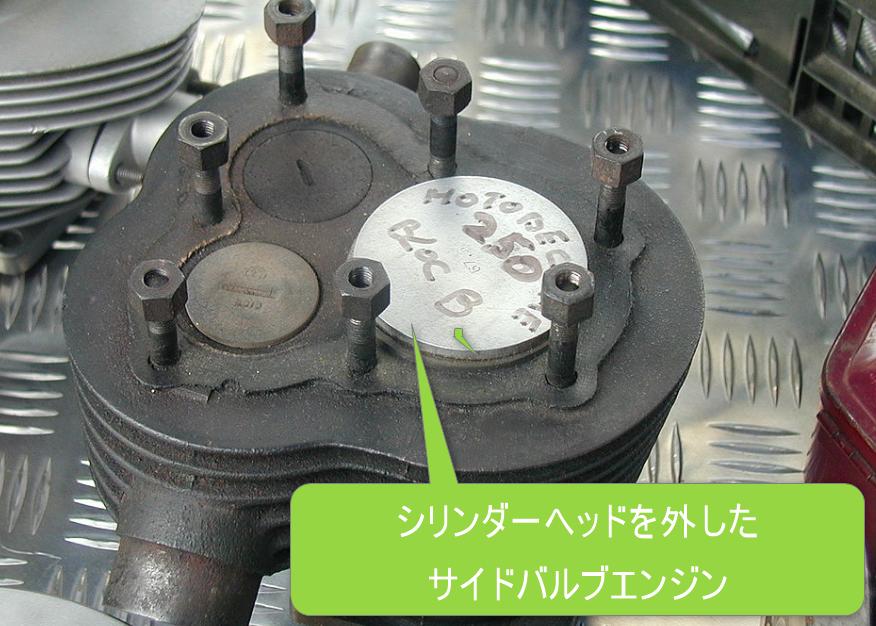 SVエンジン・サイドバルブエンジン・とは・構造・ハーレー・バイク・フォード・車