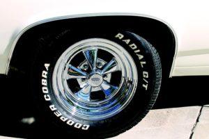 タイヤ・空気圧・1本だけ