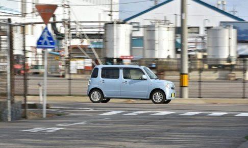 タイヤ・空気圧・軽自動車