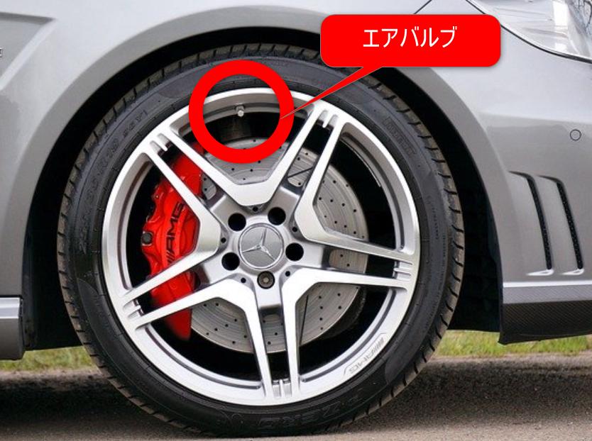 タイヤ・エアバルブ・交換費用