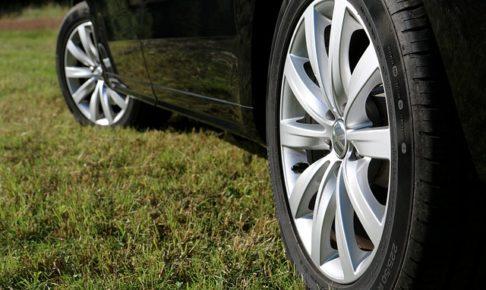 タイヤ・空気圧・窒素