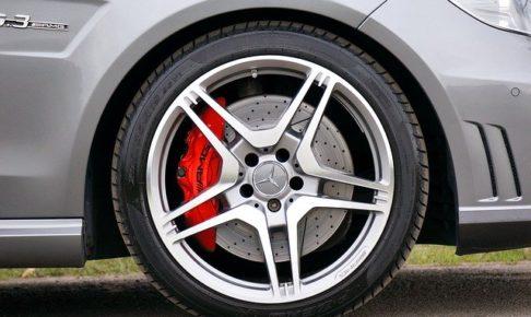 タイヤ・空気圧・減り方