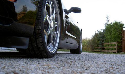 タイヤ・片減り・外側