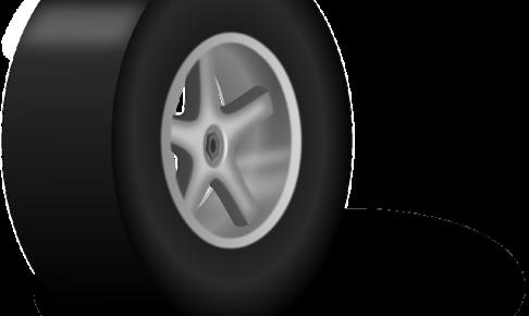 タイヤ・パンク・外面修理・寿命