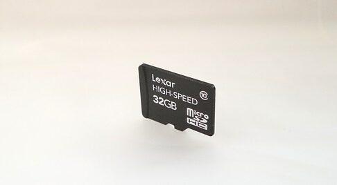 ドライブレコーダー・SDカード・録画時間