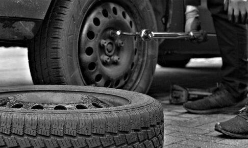 タイヤローテーション・自分で・方法・やり方
